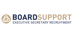 BoardSupport executive secretary recruitment logo